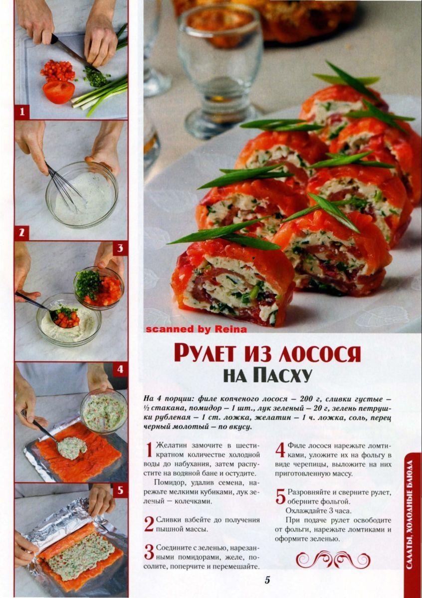Новые пошаговые рецепты кулинарии с фото