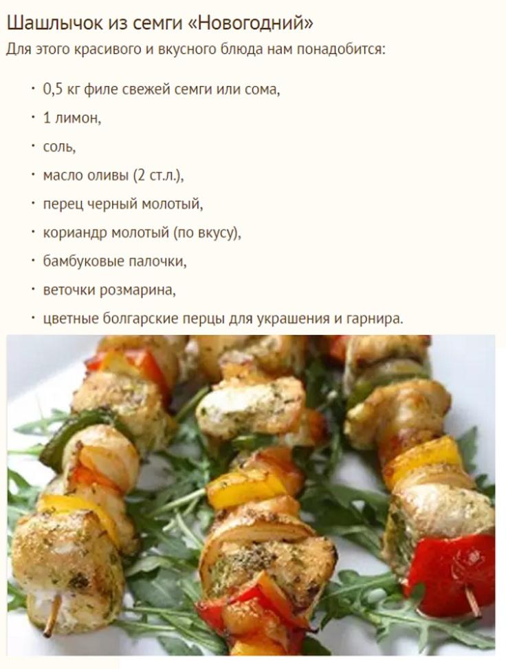 Праздничные блюда на новый год рецепты с простые и вкусные