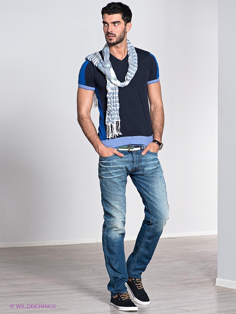 Мужская одежда к джинсам фото