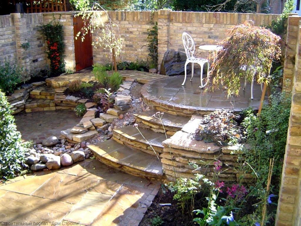 Как сделать двор красивым