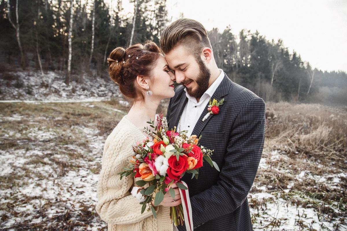 Идеи для свадьбы в ноябре фото