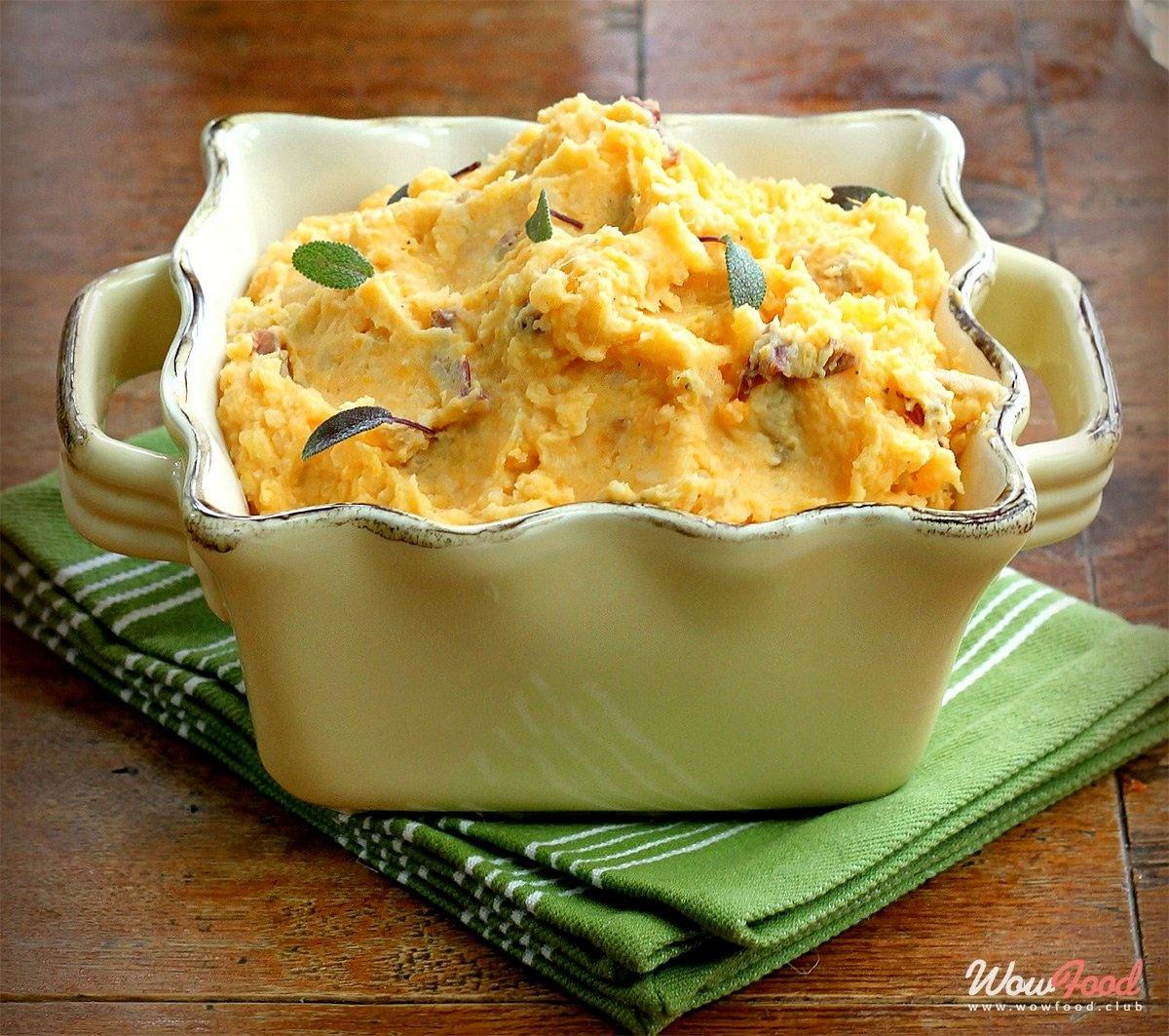 Как приготовить тесто из пюре картофельного