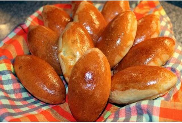 Как приготовить пирожки с картошкой в духовке пошаговый фото рецепт