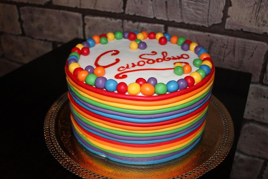 Торт своими руками на день рождения ребенка рецепты с