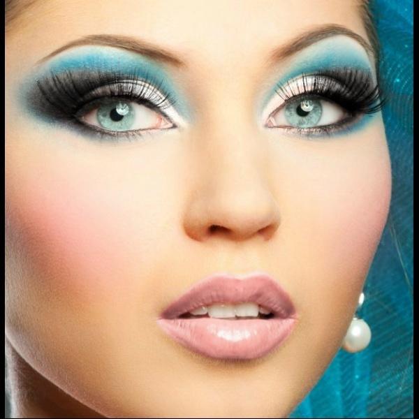 Фото дымчатый макияж