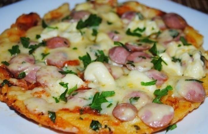 Тонкая пицца в мультиварке рецепты с фото