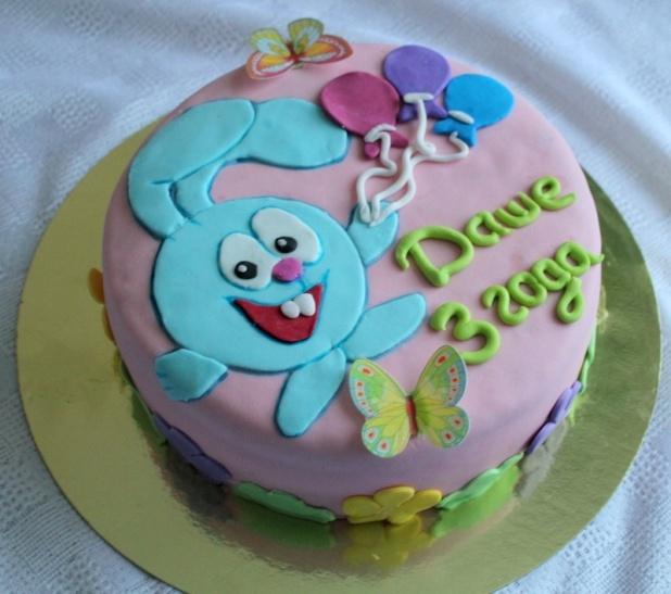 Торты для детей на день рождения в домашних условиях
