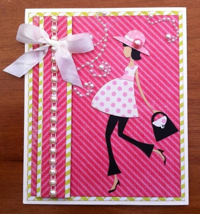 Красивые открытки сестре своими руками