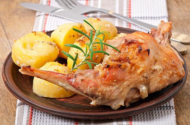 Как приготовить блюда из кролика