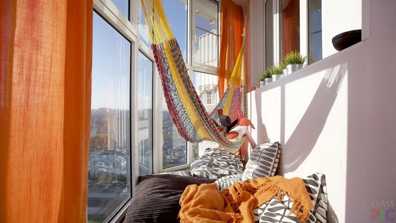 Дизайн балконов и лоджий: стили, назначение, утепление, мате.