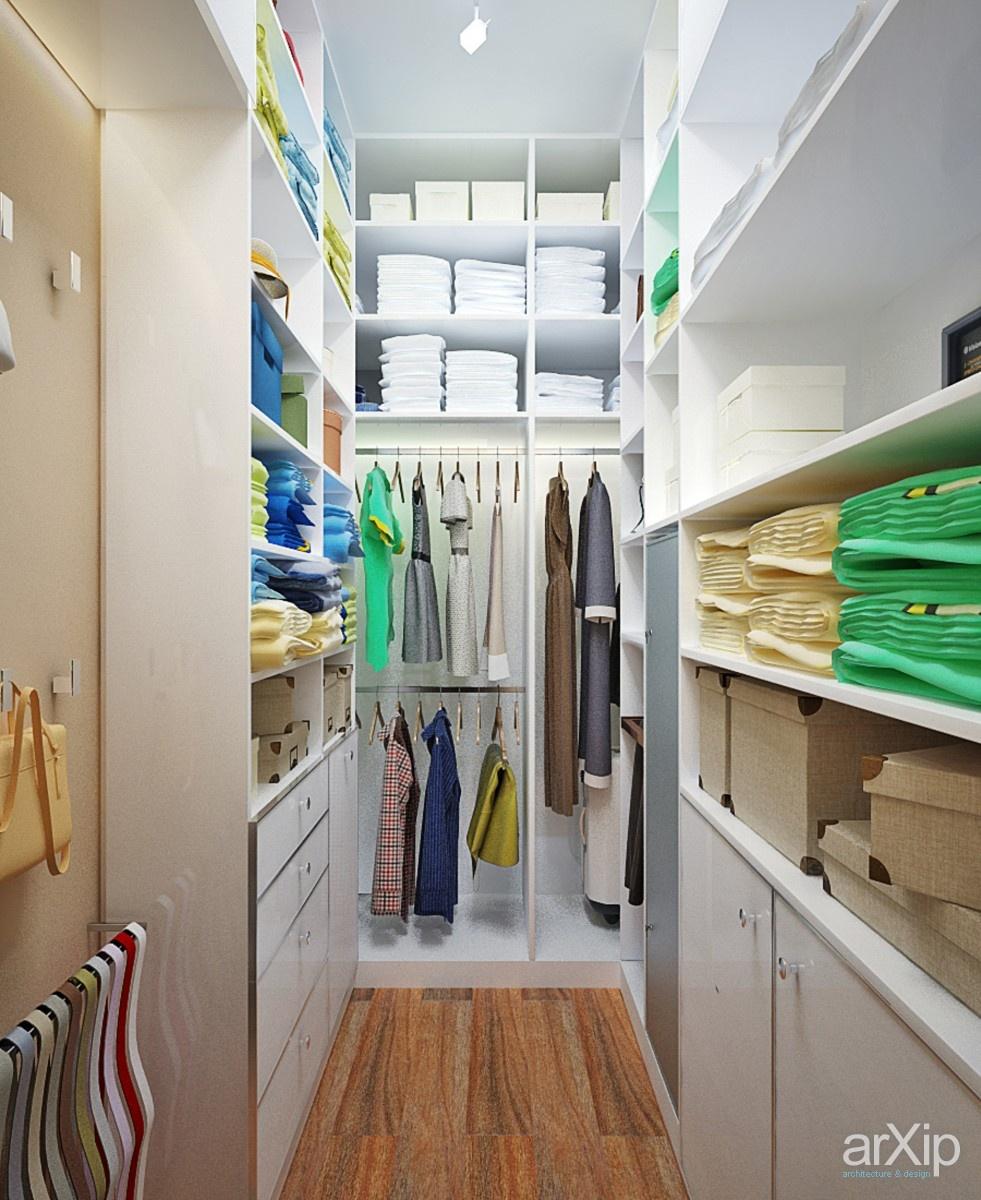 Маленькие гардеробные комнаты своими руками - фото и обзоры .