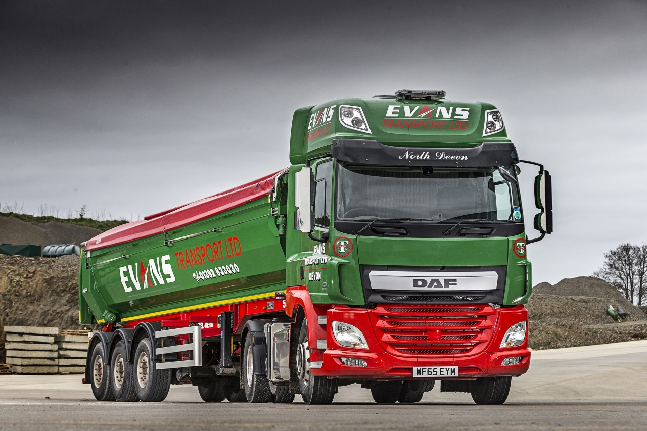 DAF  LkwLösungen für Unternehmer und Fahrer  DAF Trucks