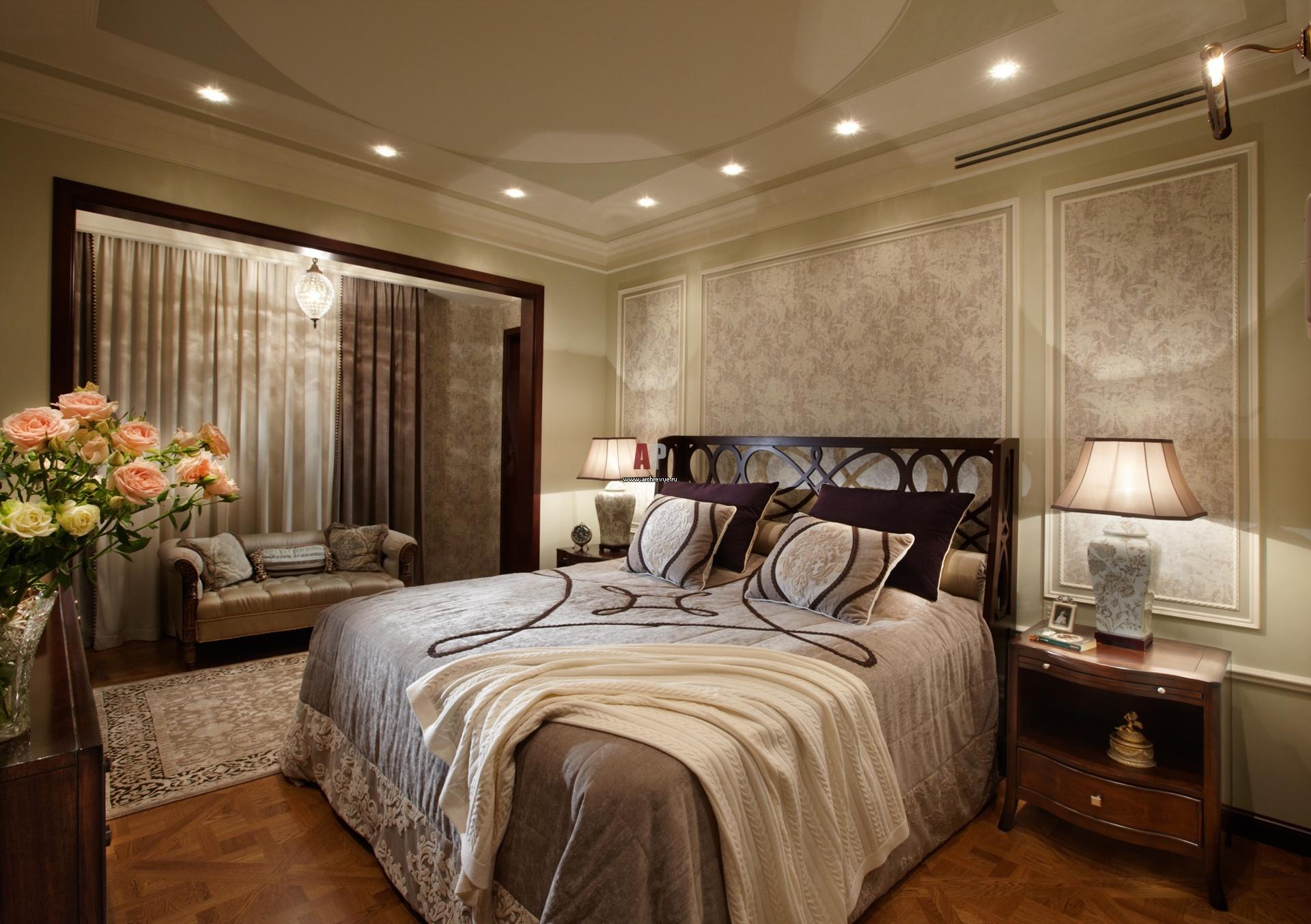 Спальня с балконом: дизайн особенностями intended for 73 кру.