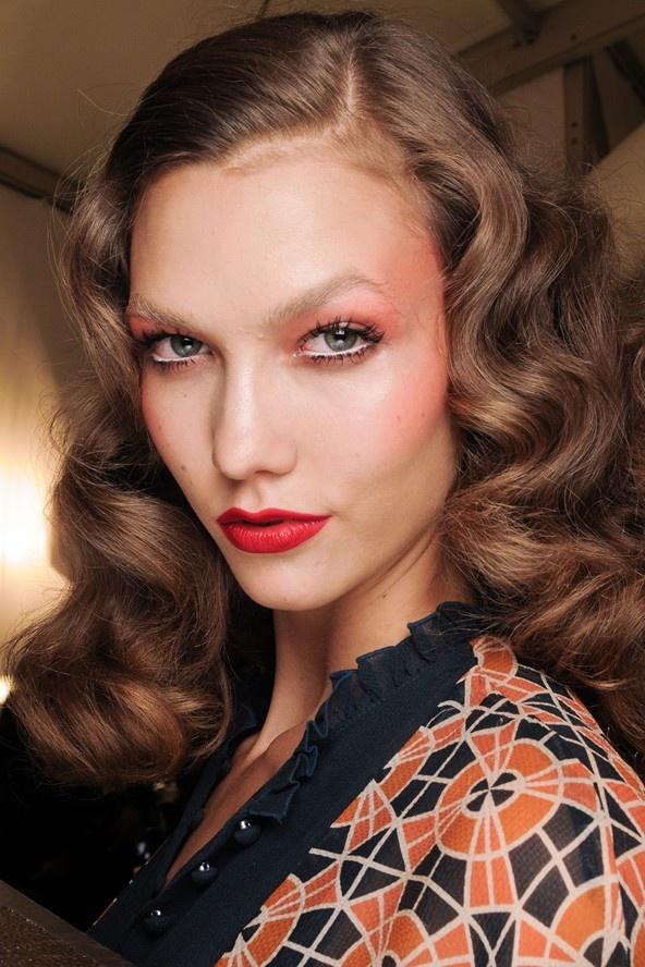 модные прически и макияж лето 2015 фото