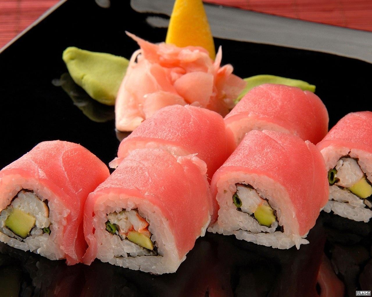 какие есть рестораны суши.