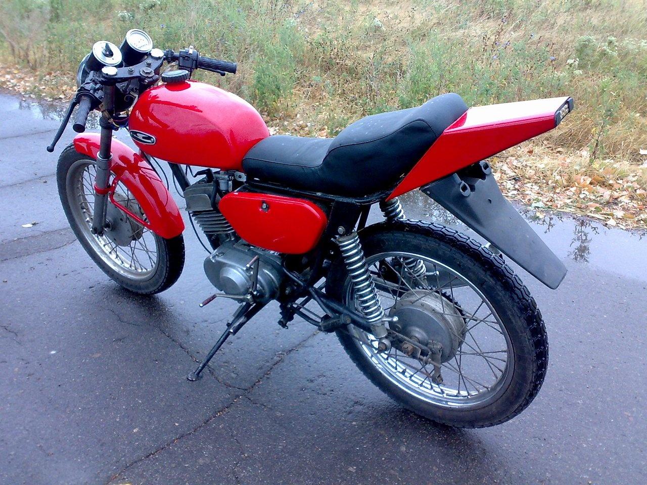 перебирать Мотоцикл Минск