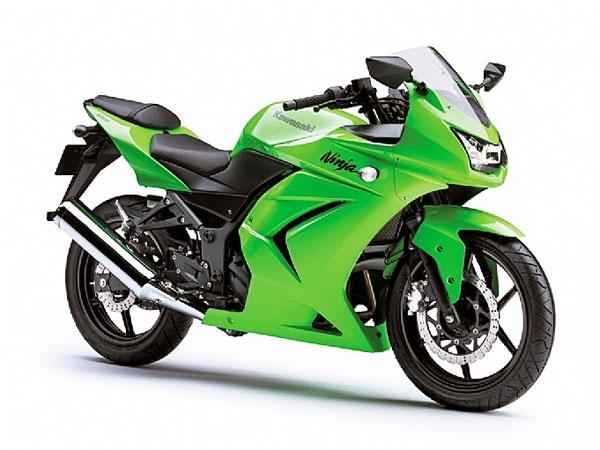 Kawasaki Ninja 250r 2009 характеристики