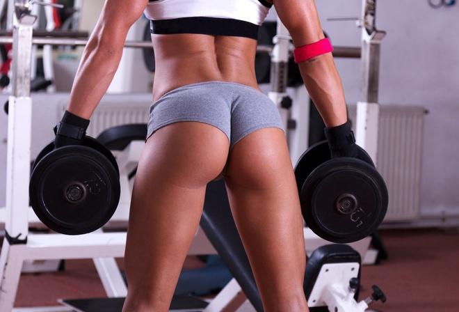 фото спортивные попки девушек