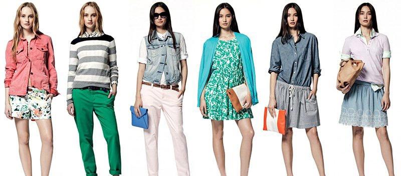какую одежду лучше выбрать на весну девушке