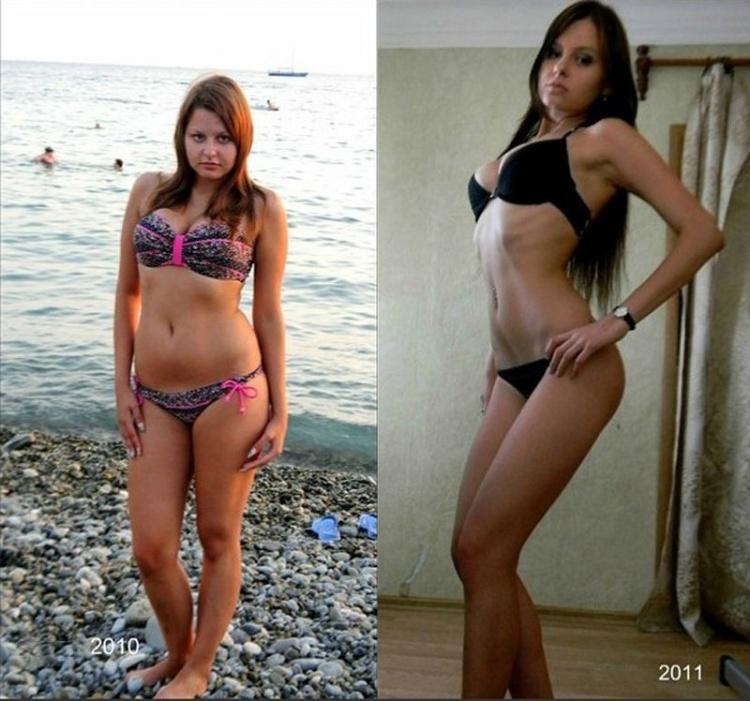 Как похудеть Как похудеть и остаться стройной