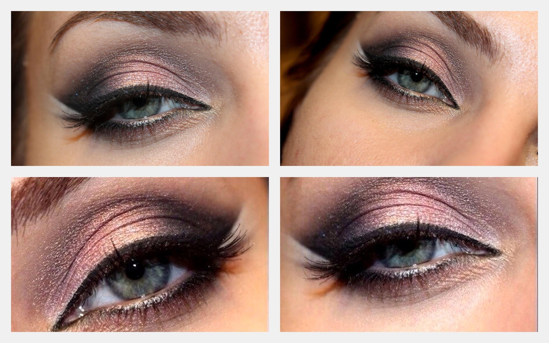 Как сделать праздничный макияж своими руками идеи на фото