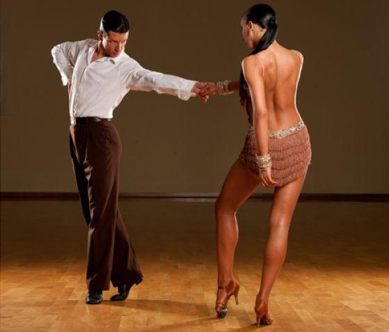 голые бальные танцы фото