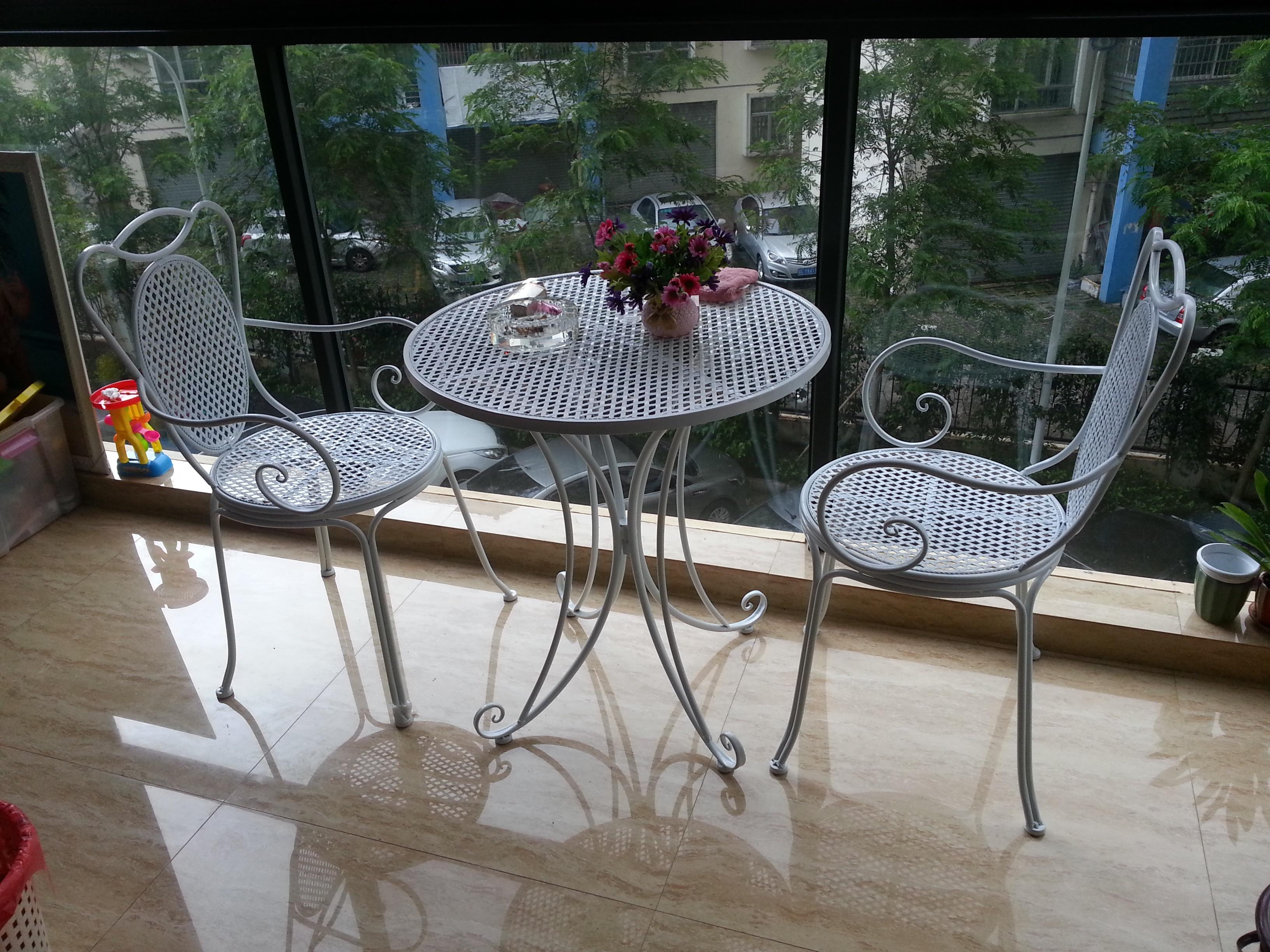 """Стол со стульями на балкон."""" - карточка пользователя владими."""