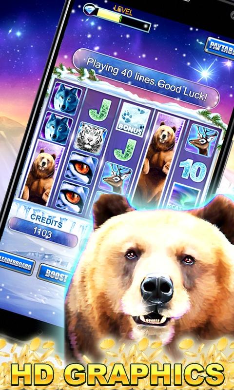 Игровые Медведь Медведь И Автоматы выглядел