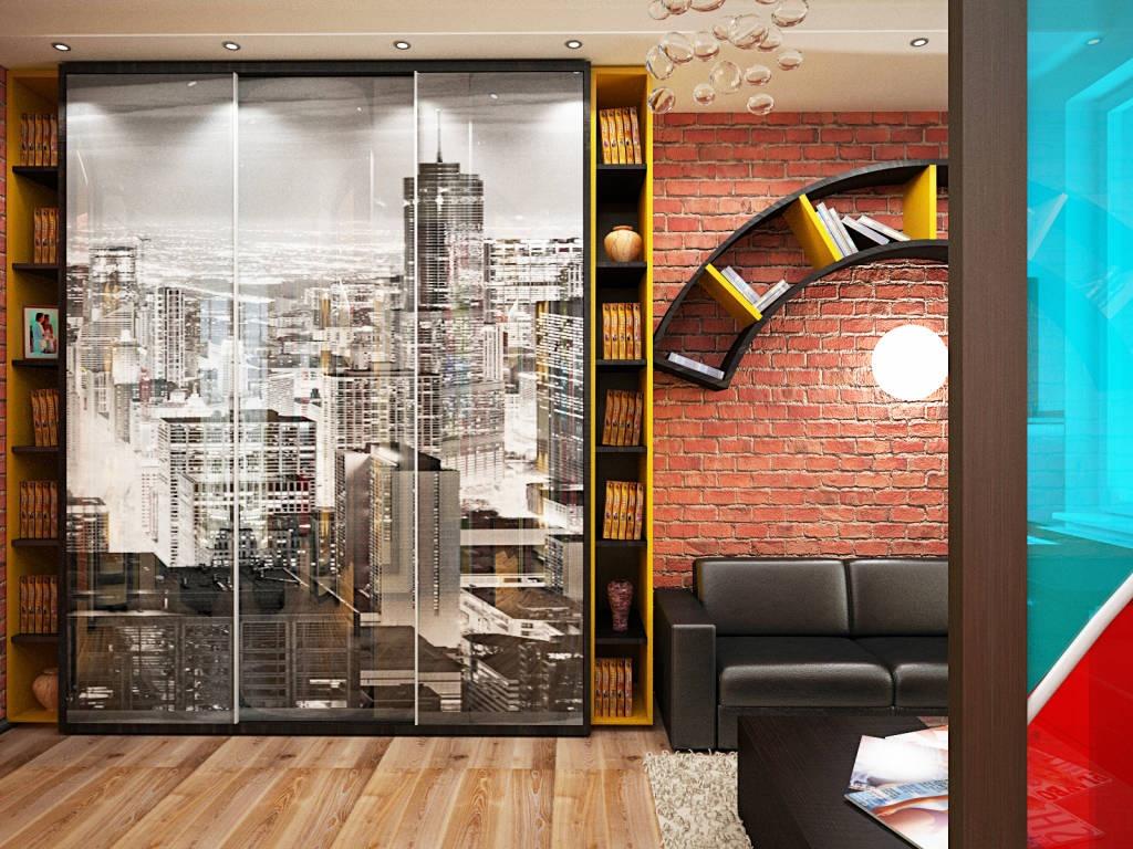 Лофт в интерьере дизайн квартиры в стиле лофт элитные
