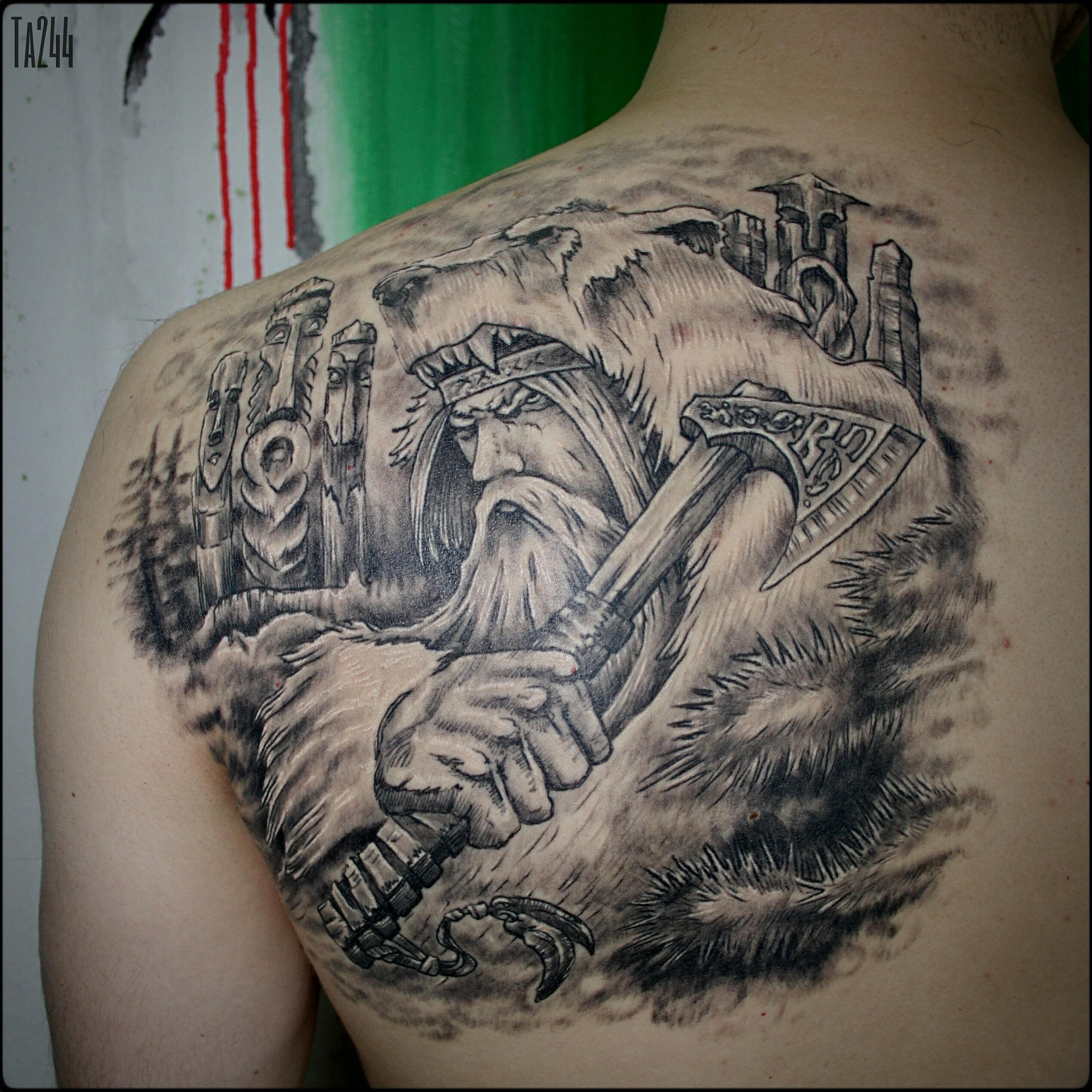 Вас татуировки древних славян фото говорилось