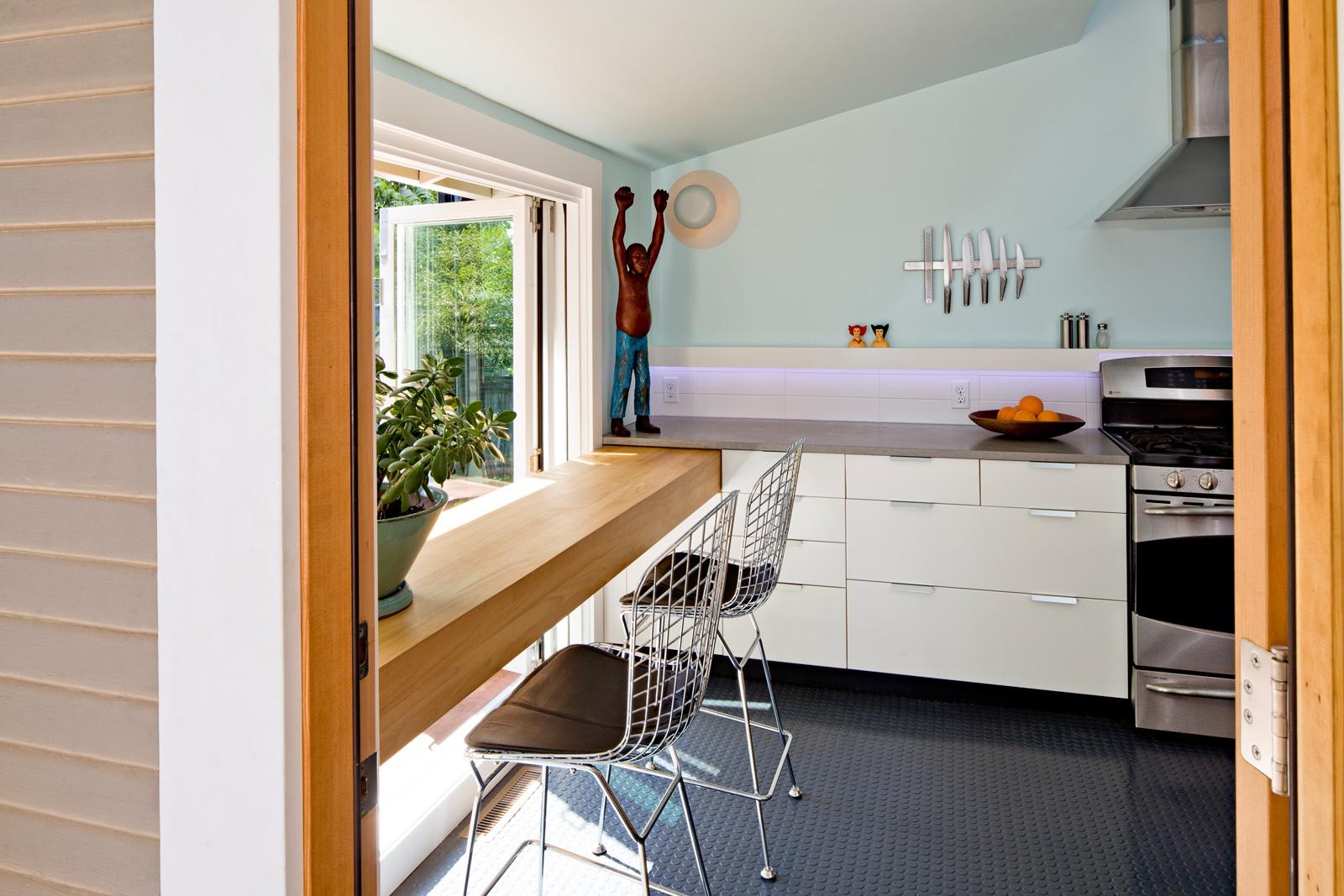 Маленькая кухня с барной стойкой: советы дизайнеров (фото и .