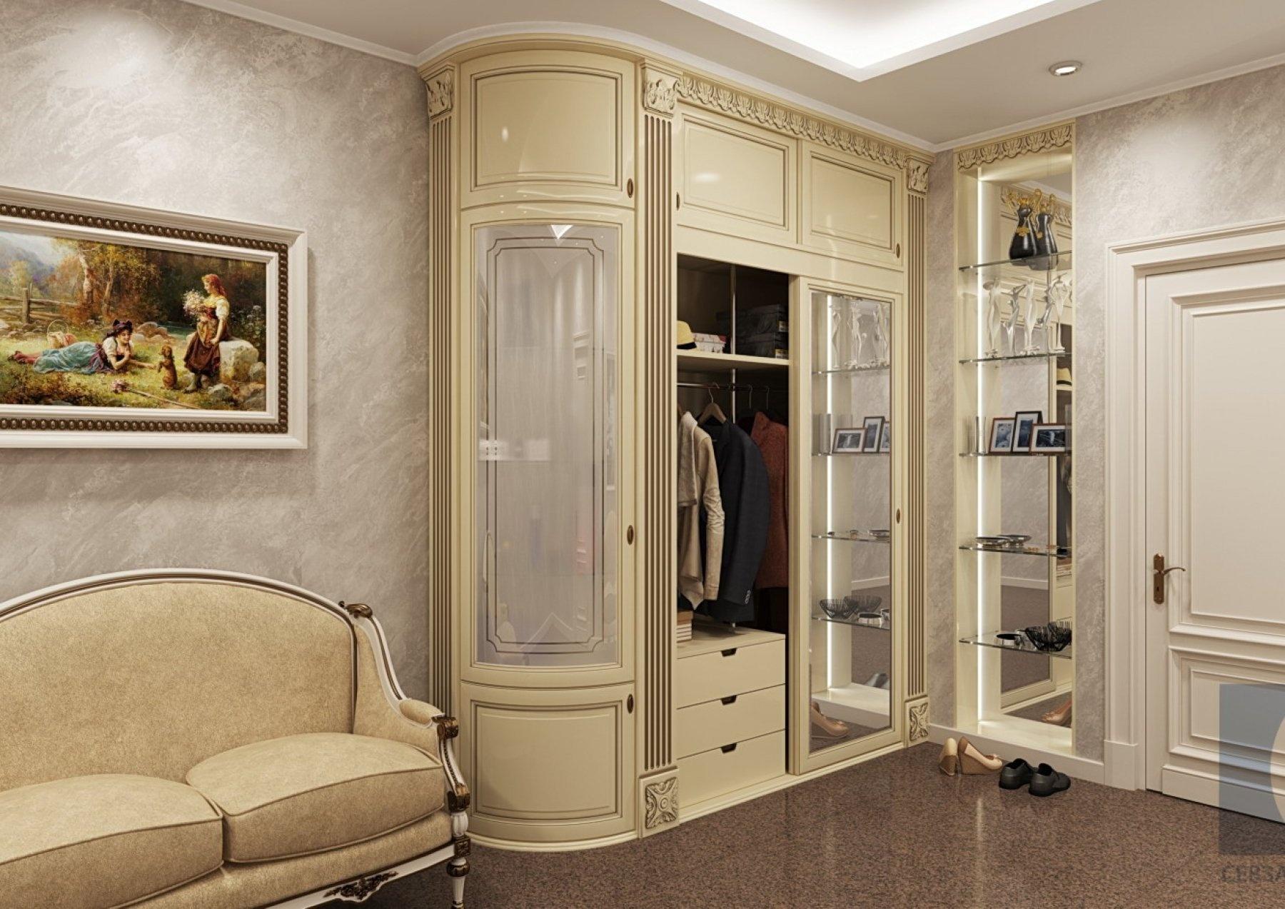 Шкафы в классическом стиле фабрика шкафов купе криспанти.