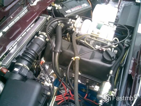 Как работает инжекторный двигатель? - фото 1