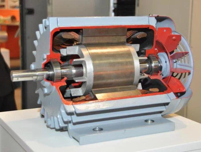 Двигатель с фазным ротором принцип работы - фото 90