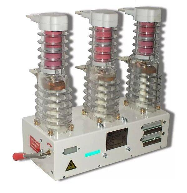 Высоковольтные вакуумные выключатели - фотография 1