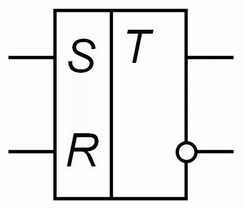 Rs триггер принцип работы - фотография 29