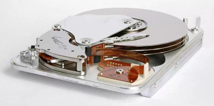 Жесткий диск: принцип работы и основные характеристики - фото 1