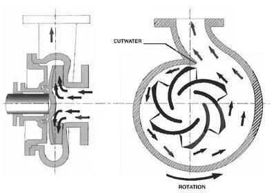 Водокольцевой насос - фотография 12
