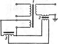 Принцип работы вольтодобавочный трансформатор