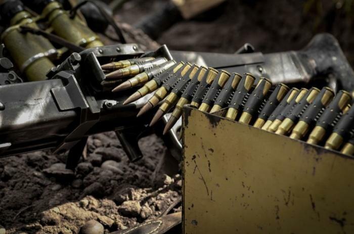 Принцип работы пулемет гатлинга - фото 242