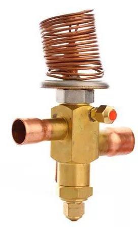 Терморегулирующий вентиль: принцип работы, устройство и характеристики - изображение 1