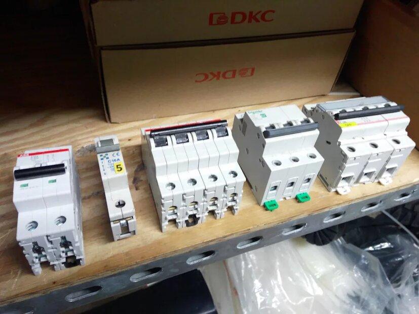 Типы автоматических выключателей - фотография 7
