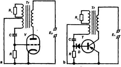 Блокинг-генератор: виды, принцип работы - изображение 1