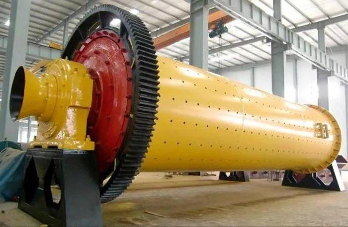 Шаровая мельница: принцип работы, характеристики - фото 1