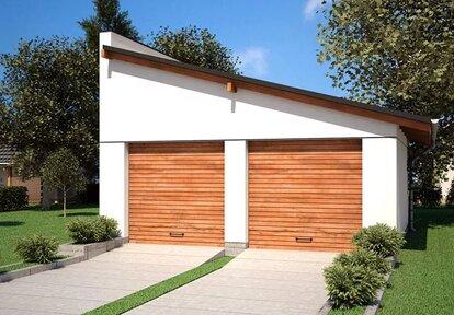 покрыть крышу гаража