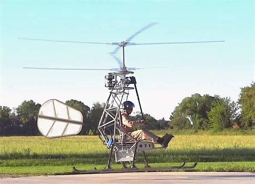 Принцип работы вертолета - фотография 55