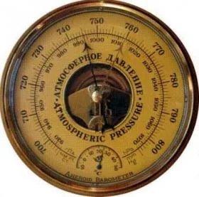 Барометр - прибор для измерения атмосферного давления - фото 1
