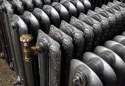 мощность одной секции чугунного радиатора