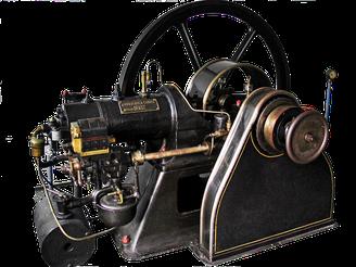 Паровые машины. Часть первая - двигатель. - изображение 1