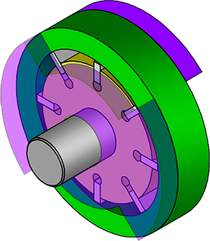 Нерегулируемые пластинчатые насосы - изображение 8
